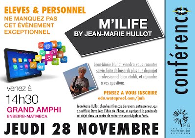 M'iLife by Jean-Marie Hullot